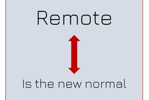 remote is the new normal