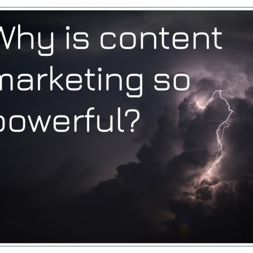 why is content marking so powerful